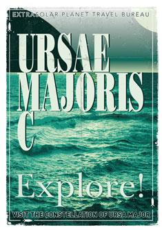 Exoplanet 03 Travel Poster Ursae Majoris 235px