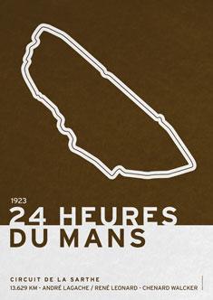 Legendary Races  1923 24 Heures du Mans 235px