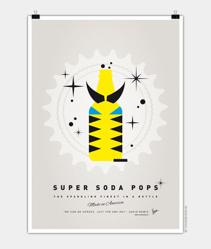 My SUPER SODA POPS No 13 720px