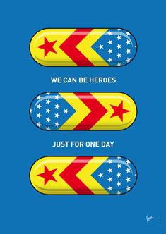 My SUPERHERO PILLS  Superwoman 235px