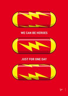 My SUPERHERO PILLS  The Flash 235px