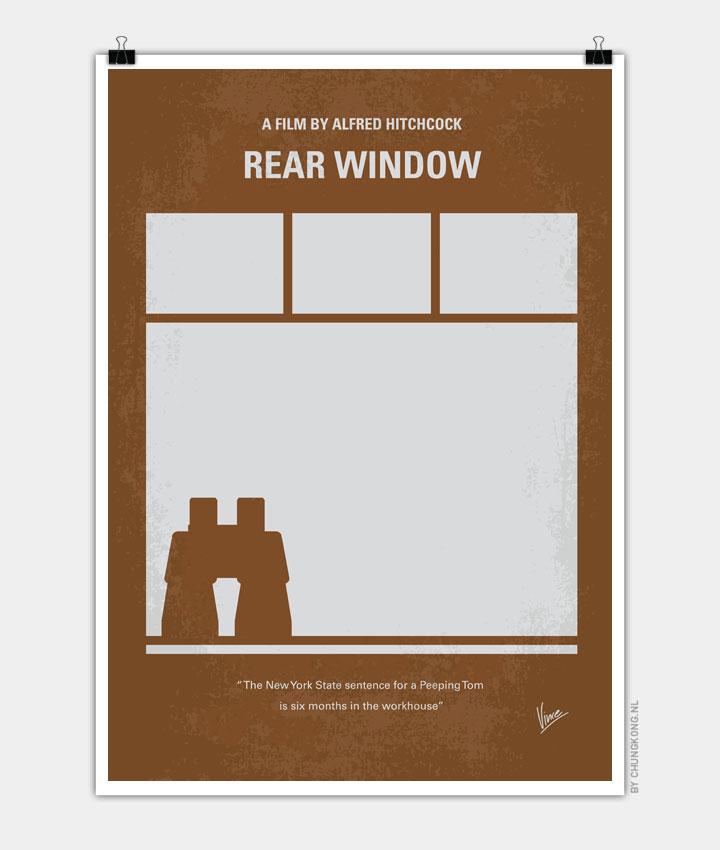 Rear window essay