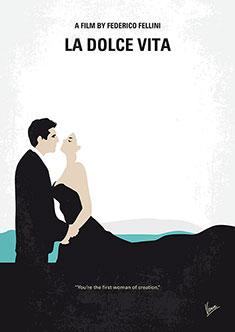No529-My-La-dolce-vita-minimal-movie-poster-235px