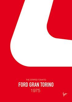 No003-My-starsky-and-hutch-minimal-movie-car-poster-235px
