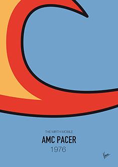 No010-My-WAYNES-WORLD-minimal-movie-car-poster-235px