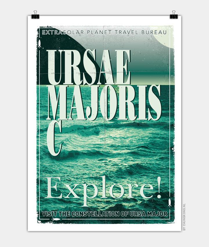 Exoplanet 03 Travel Poster Ursae Majoris 720px