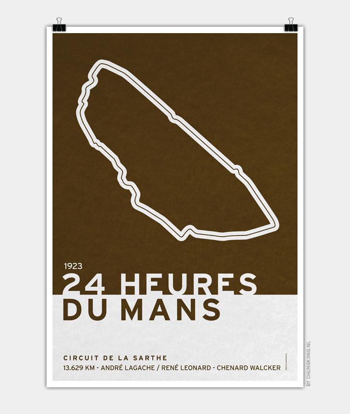 Legendary Races  1923 24 Heures du Mans 720px