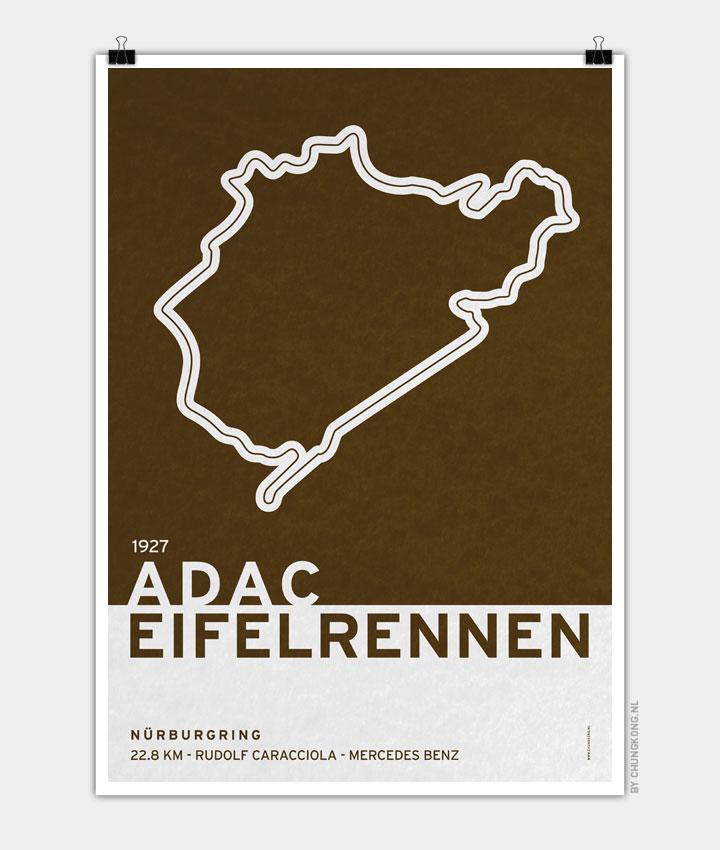 Legendary Races  1927 Eifelrennen 720px