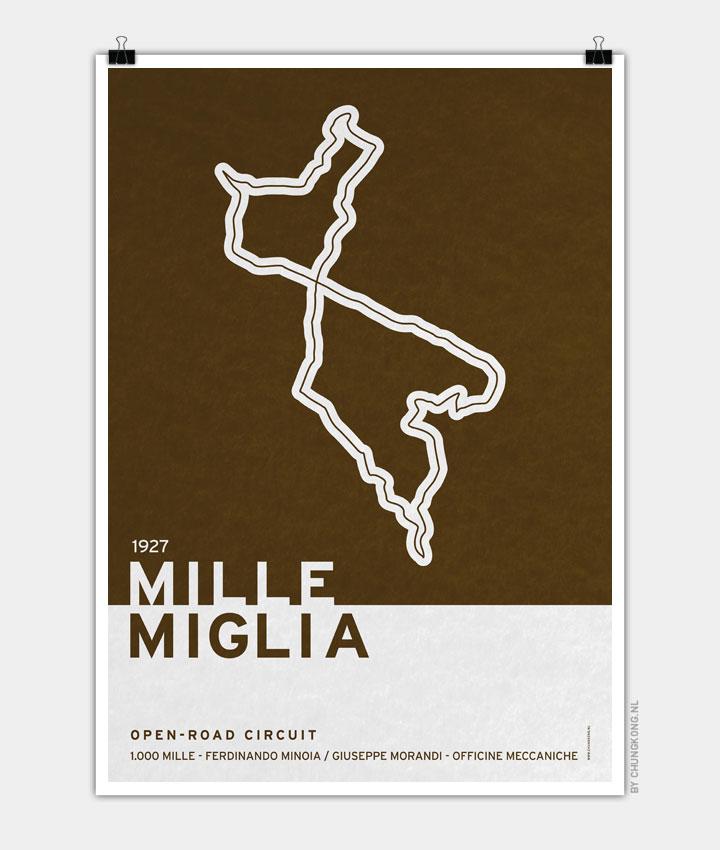 Legendary Races  1927 Mille Miglia 720px