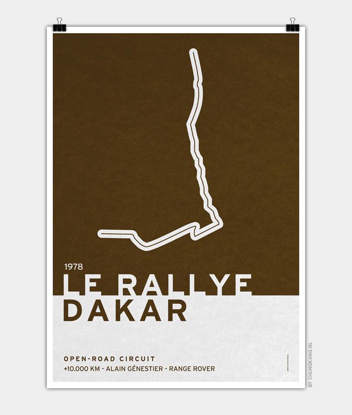 Legendary Races  1978 Le rallye Dakar 720px