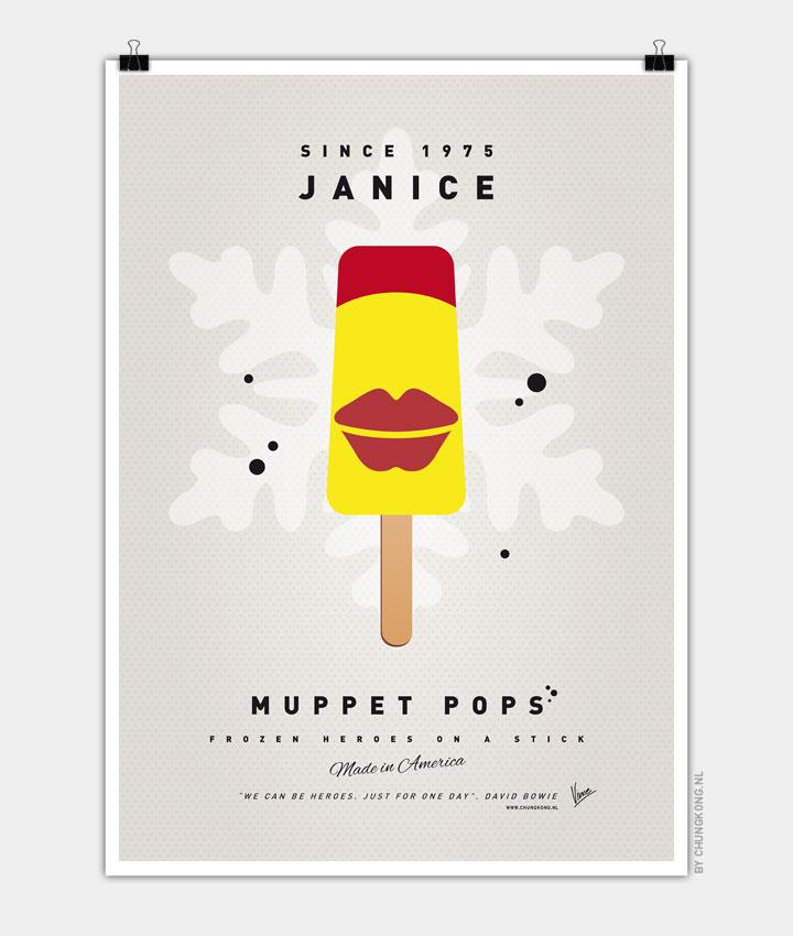 My MUPPET ICE POP No12V3 720px