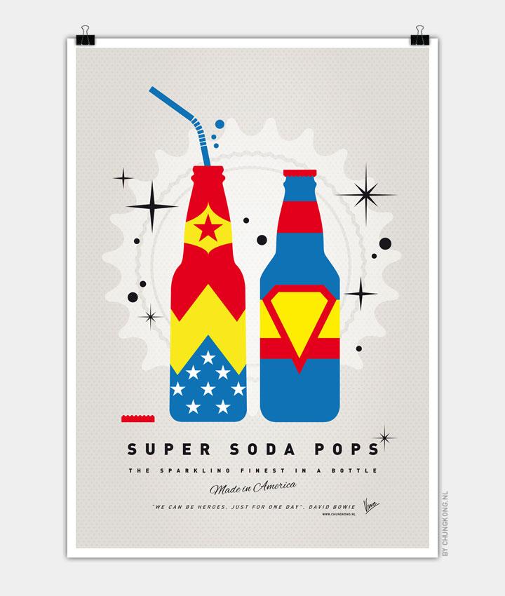 My SUPER SODA POPS No 06 720px