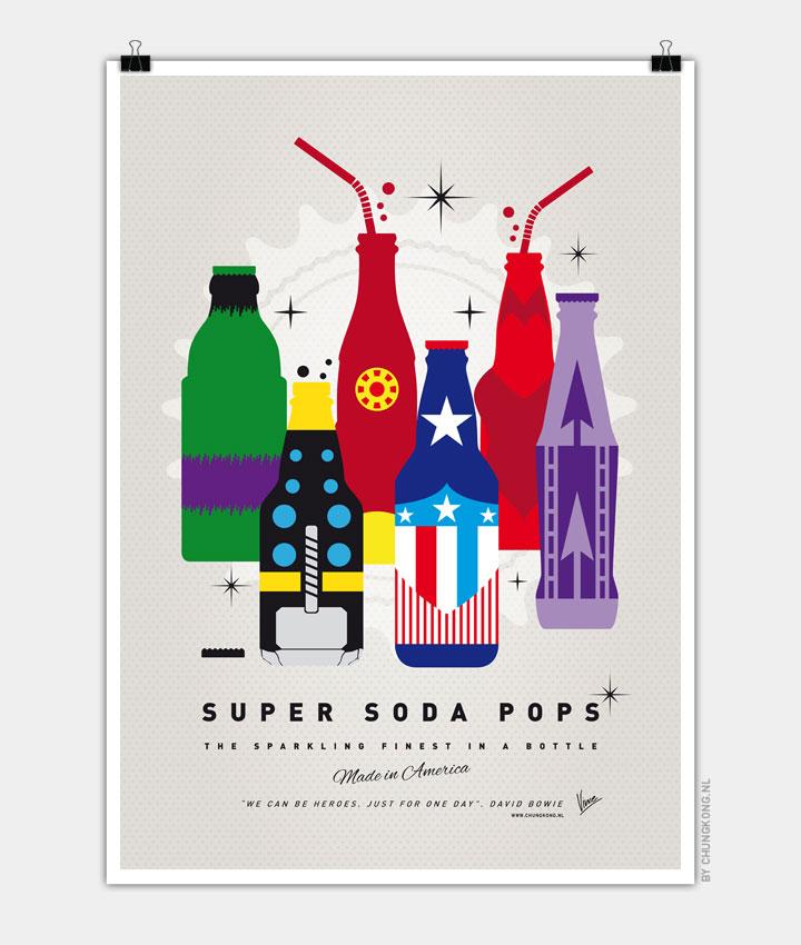 My SUPER SODA POPS No 27 720px