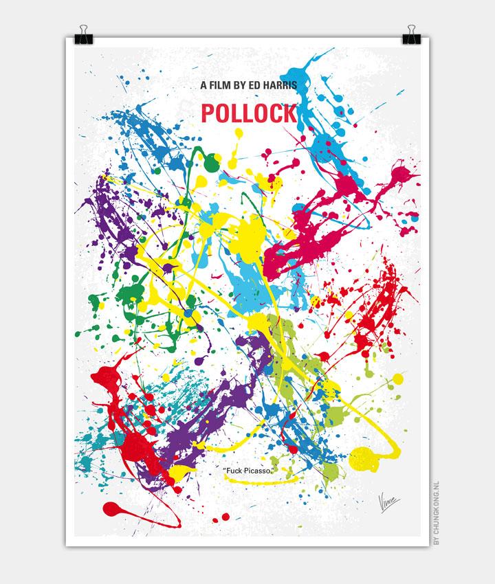 No065 My Polock minimal movie poster 720px