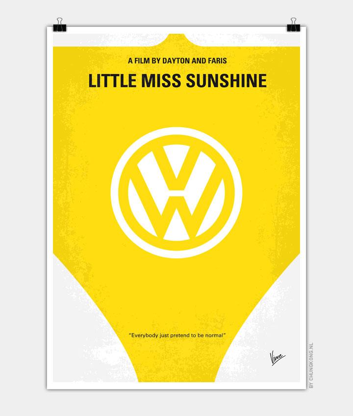 No103 My Little Miss Sunshine movie poster 720px