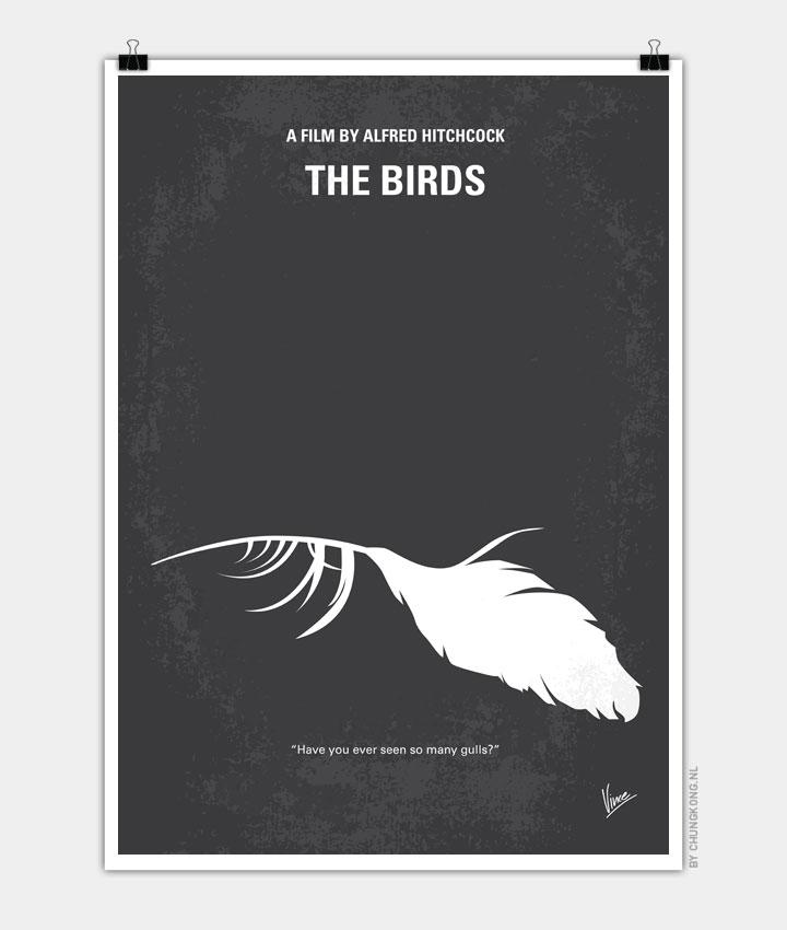 No110 My Birds minimal movie poster 720px