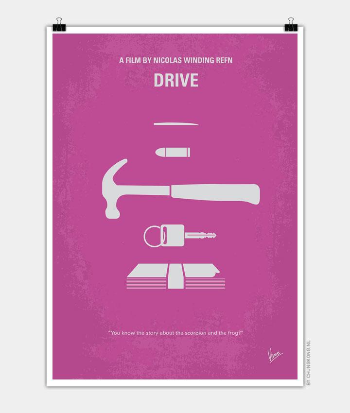 No258-My-DRIVE-minimal-movie-poster720X850PX