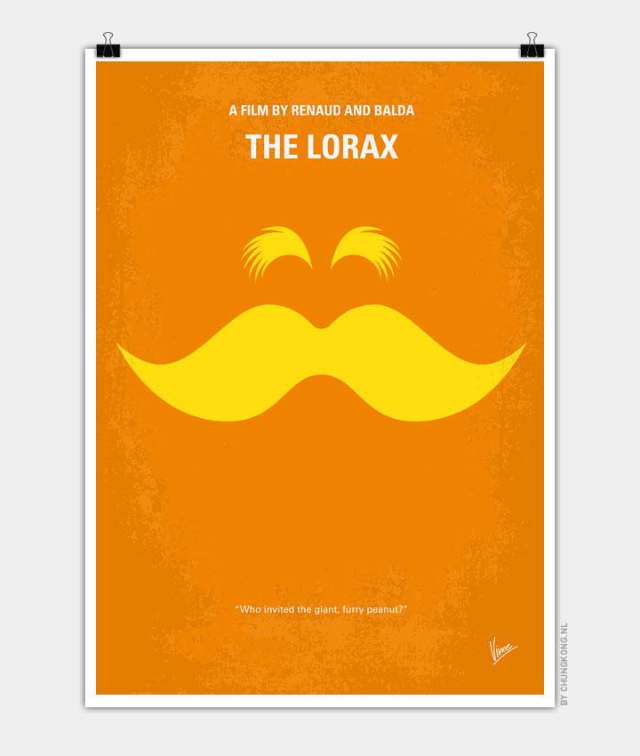 No261-My-THE-LORAX-minimal-movie-poster720X850PX