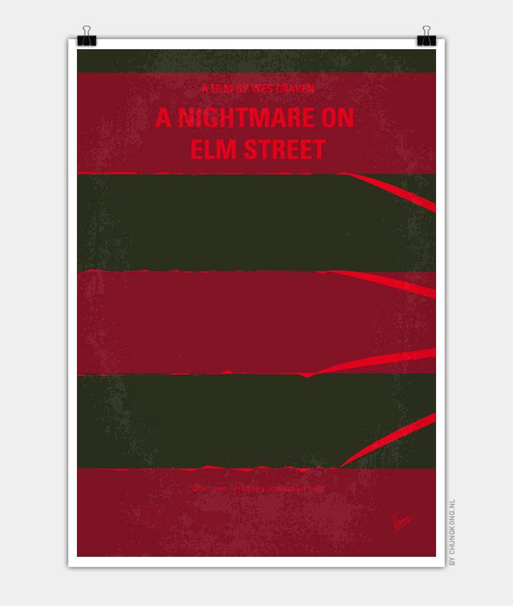No265-My-NIGHTMARE-ON-ELMSTREET-minimal-movie-poster720X850PX