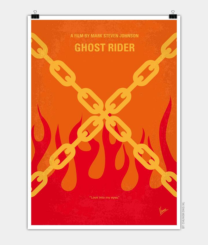 No296-My-GHOST-RIDER-minimal-movie-poster-720PX