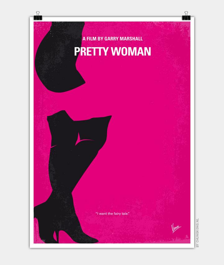 No307-My-Pretty-Woman-minimal-movie-poster-720PX