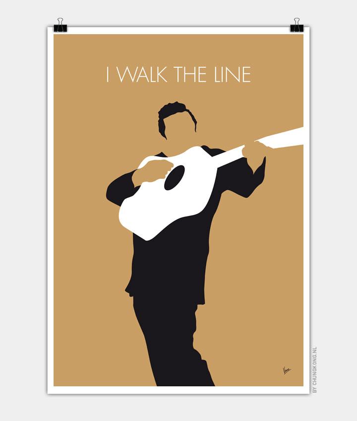No010-MY-Johnny-Cash-Minimal-Music-poster-720px