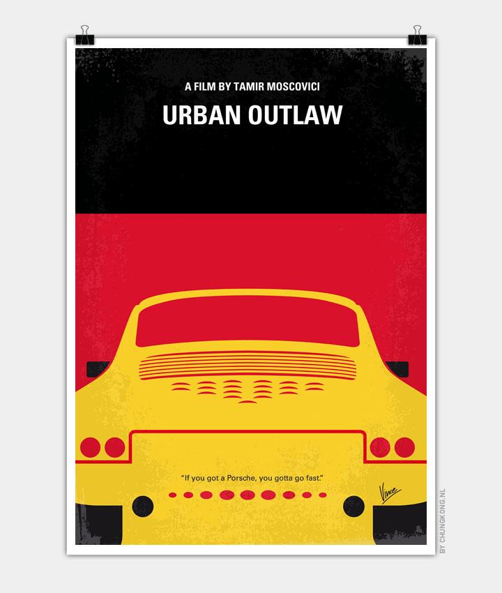 No316-My-URBAN-OUTLAW-minimal-movie-poster 720PX