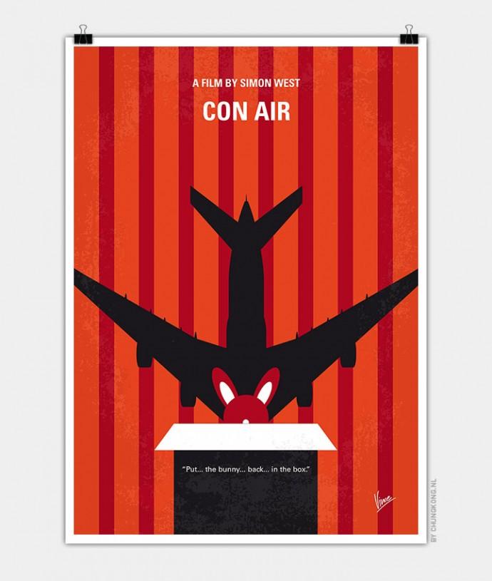 No446-My-CON-AIR-minimal-movie-poster-720px