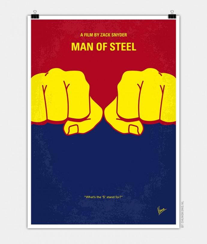 No447-My-Men-of-steel-minimal-movie-poster-720px
