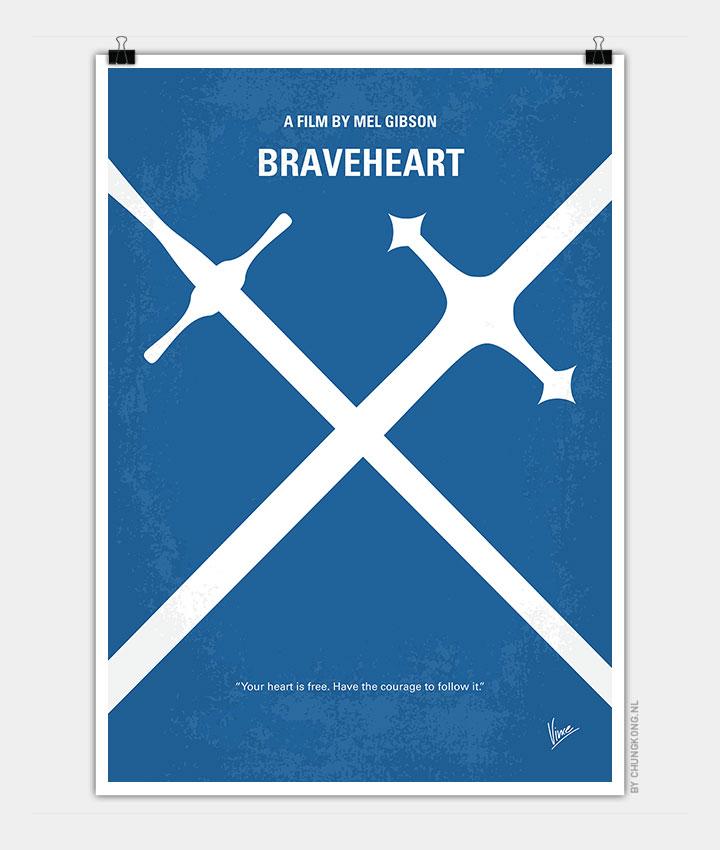No507-My-Braveheart-minimal-movie-poster-720px