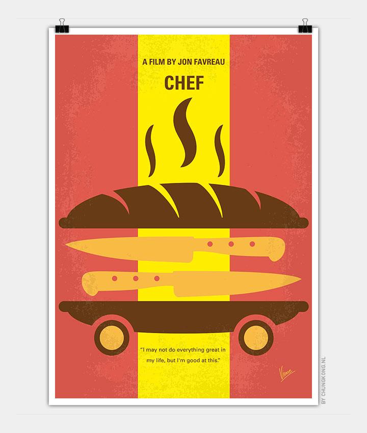 Chef Food Truck Movie