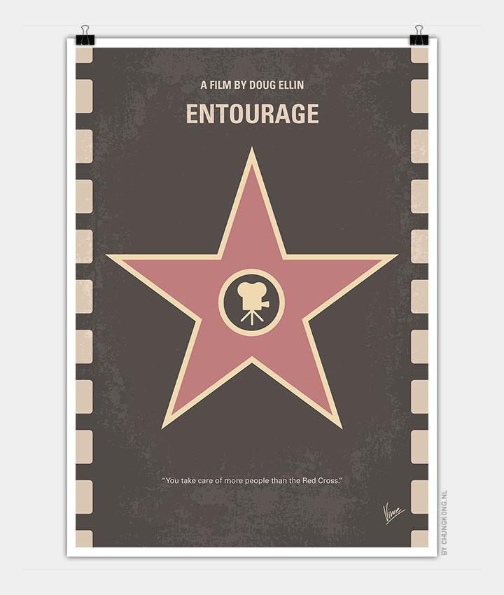 No525-My-Entourage-minimal-movie-poster-720px