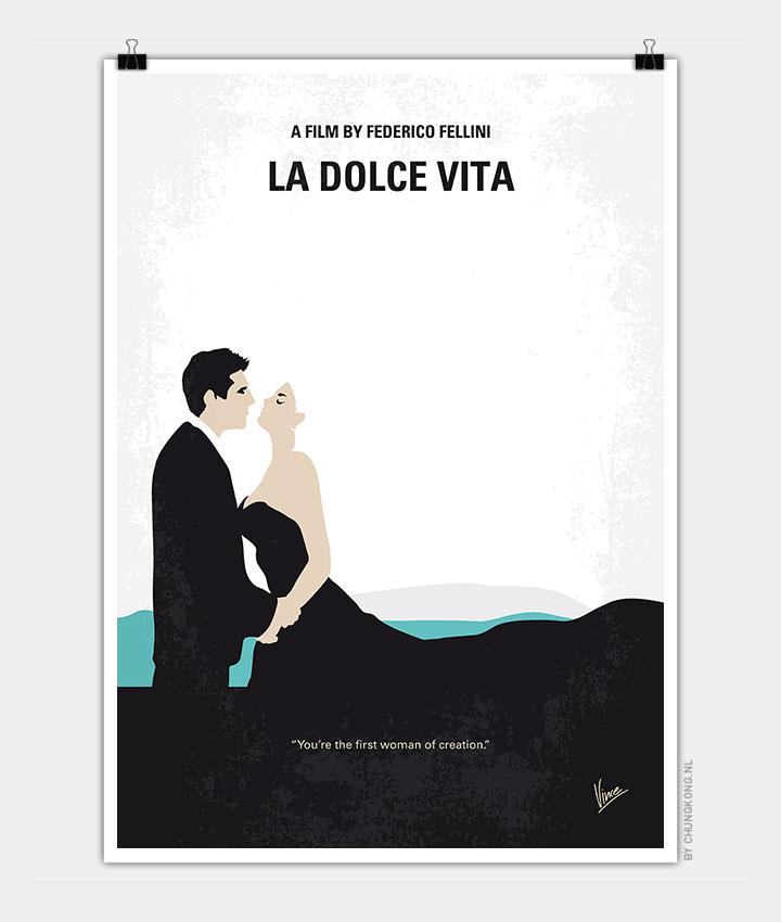 No529-My-La-dolce-vita-minimal-movie-poster-720px