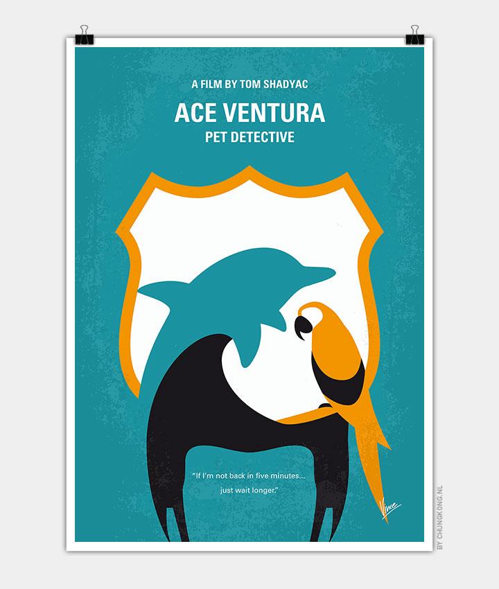 No558-My-Ace-Ventura-minimal-movie-poster-720px
