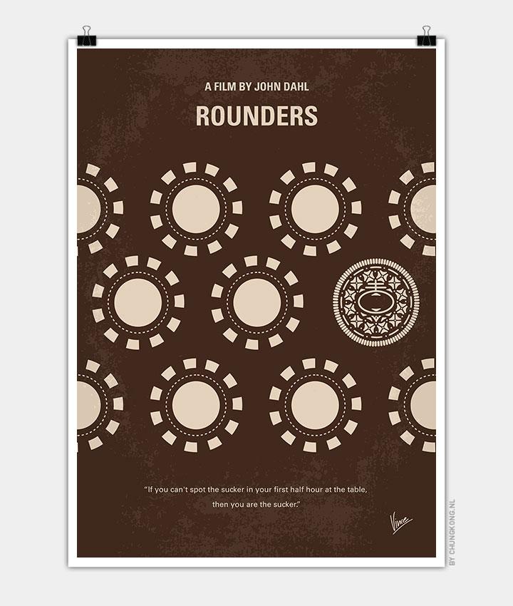 No503-My-Rounders-minimal-movie-poster-720px