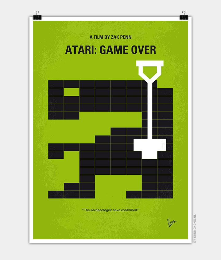 No582-My-ATARI-GAME-OVER-minimal-movie-poster-720px
