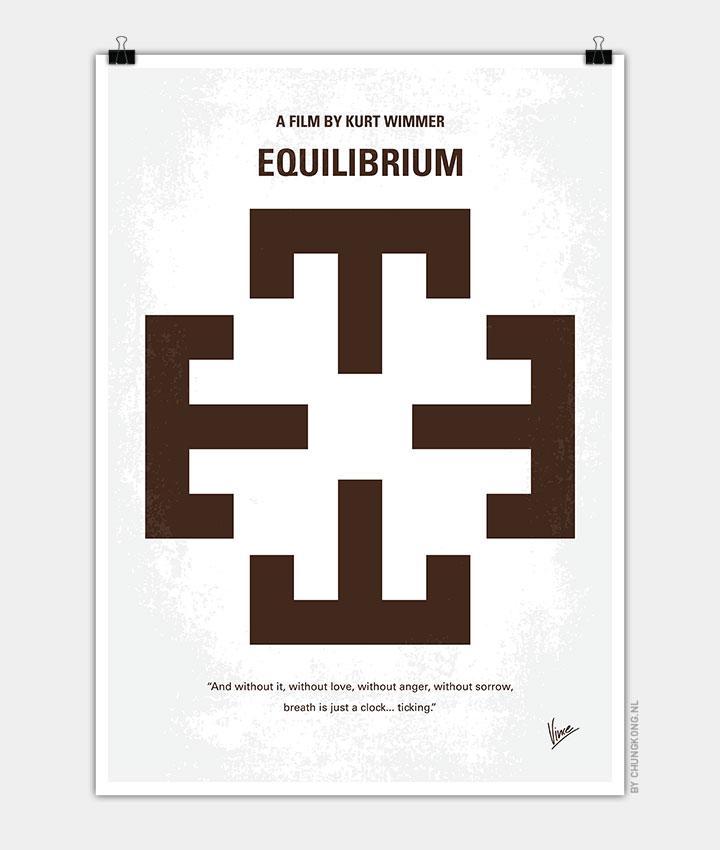 No595-My-Equilibrium-minimal-movie-poster-720px