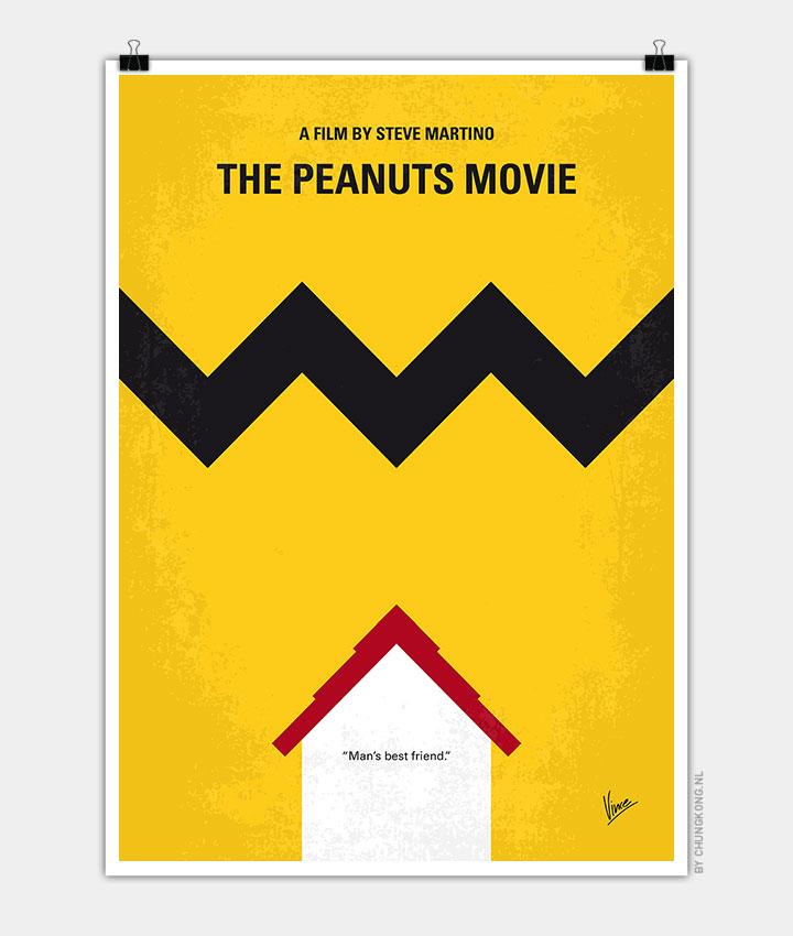 No624-My-The-peanuts-movie-minimal-movie-poster-720px