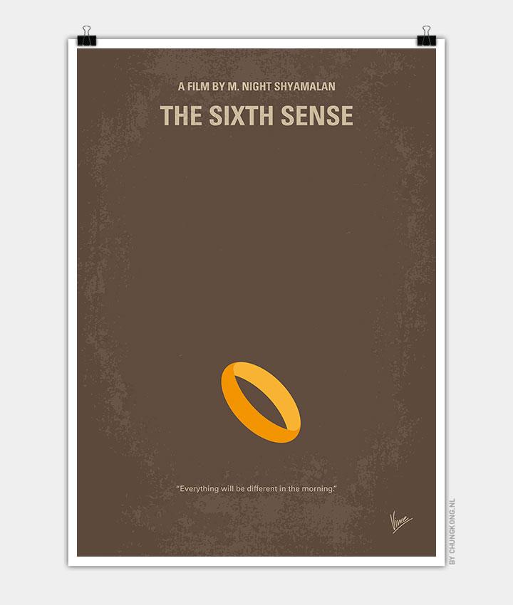 No627-My-The-Sixth-Sense-minimal-movie-poster-720px