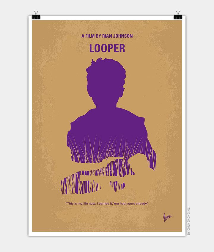 No636-My-Looper-minimal-movie-poster-720px
