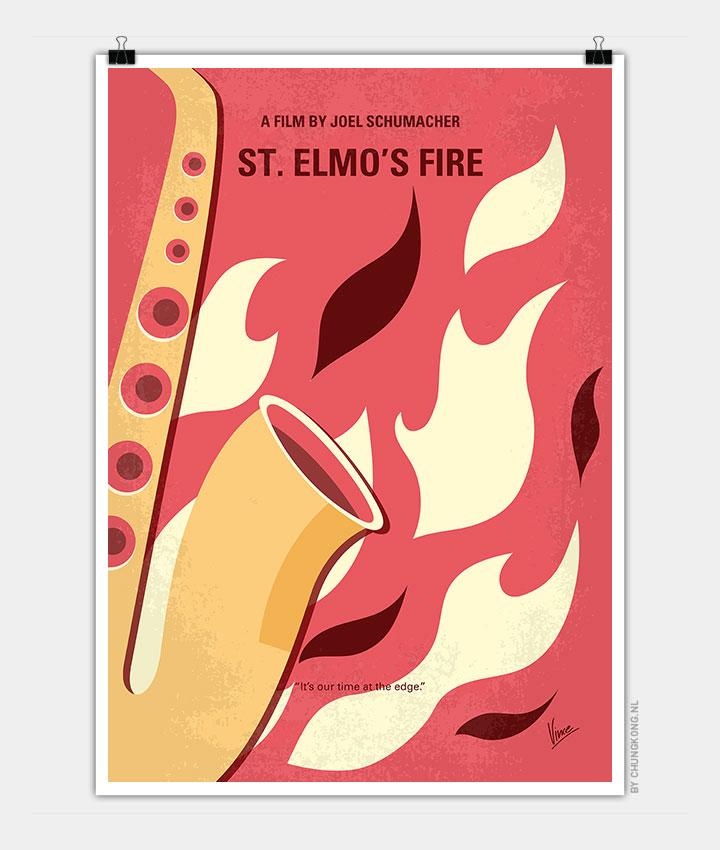 No657-My-St-Elmos-Fire-minimal-movie-poster-720PX
