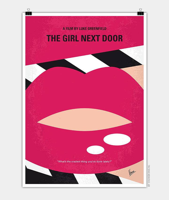 No670-My-The-Girl-Next-Door-minimal-movie-poster-720PX