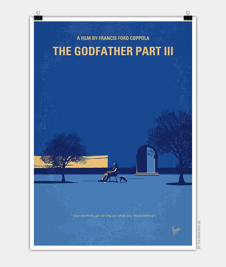 No686-3-My-Godfather-III-minimal-movie-poster -720PX