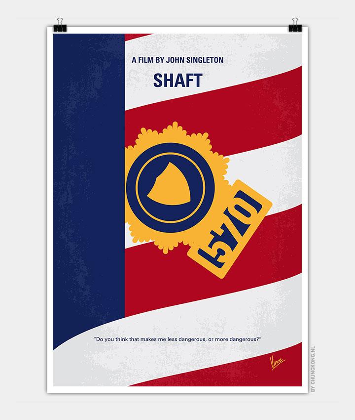 no705-my-shaft-minimal-movie-poster