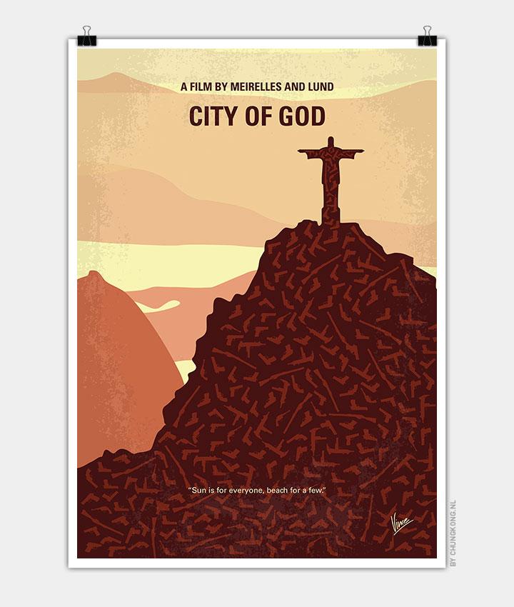 no716-my-city-of-god-minimal-movie-poster-720px