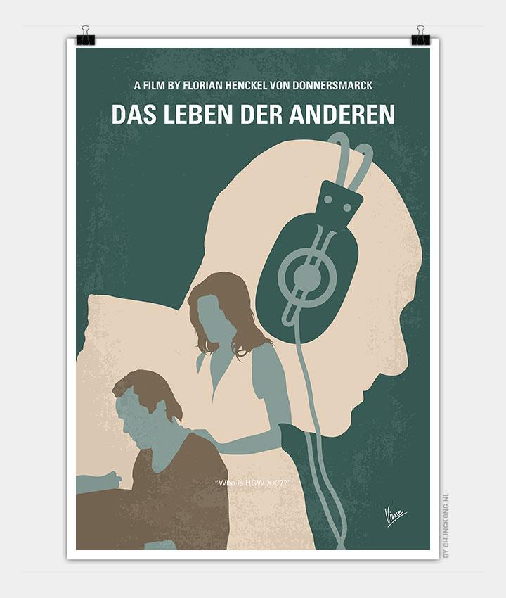 No918-My-Das-Leben-der-Anderen-minimal-m